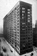 Monadnock Building, Chicago, IL